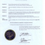 Oregon 2012 Proclamation