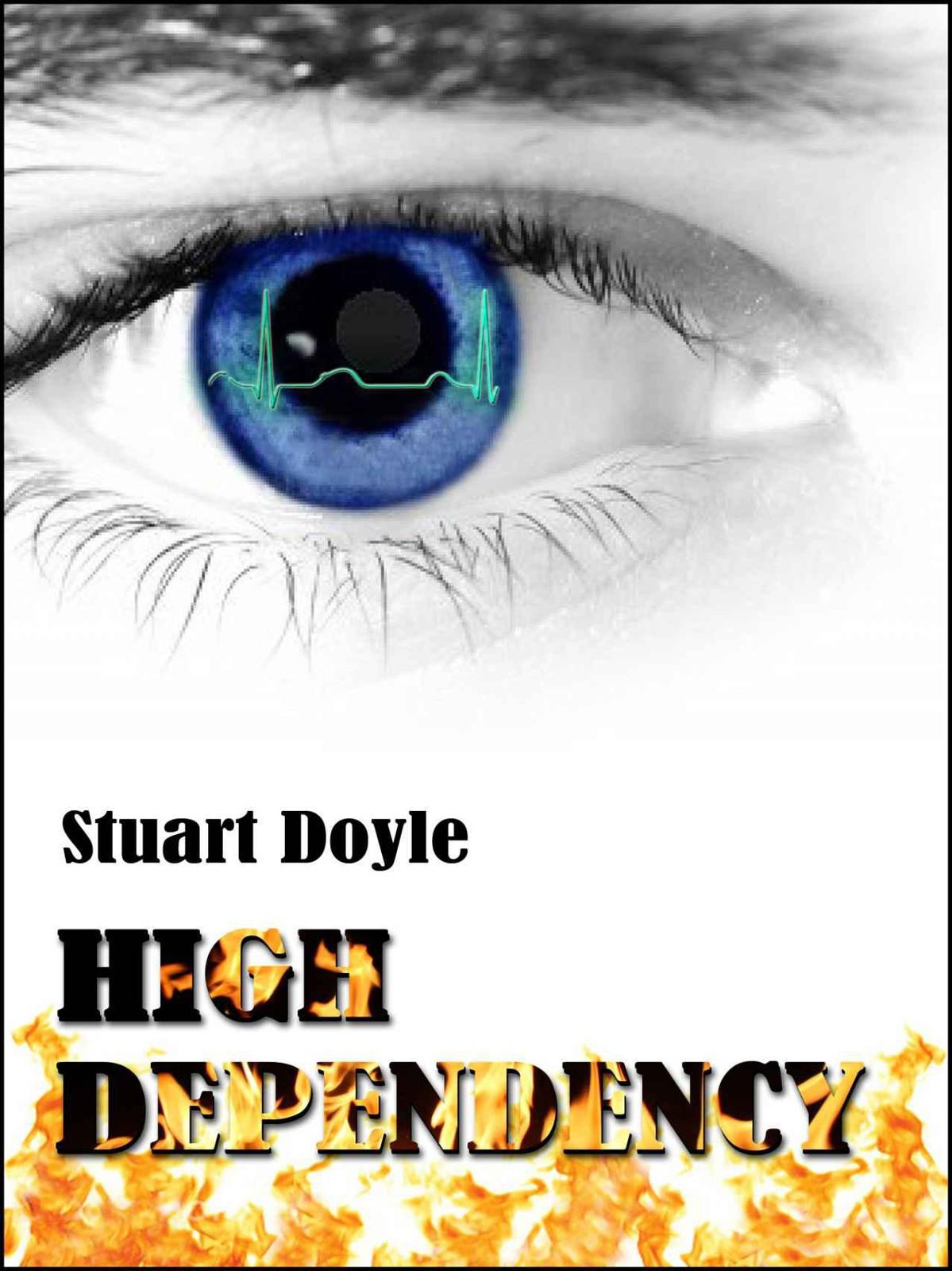 High Dependency Ebook The story of SJS/TEN Survivor Stuart Doyle
